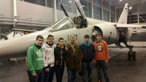 4 ESO en el Hangar de la UPV