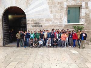 visita cortes valencia EFA Malvesia